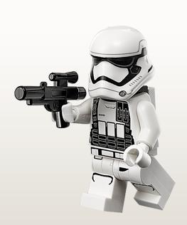 LEGO Star Wars free Stormtrooper