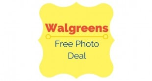 walgreens free photo deal