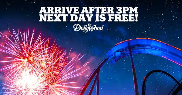 Dollywood after 3 free