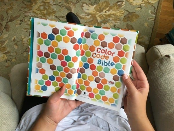 Color-code-bible