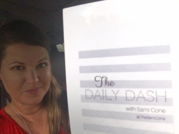The Daily Dash: July 11, 2016 {Grilling Accident}