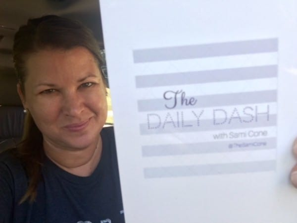 The Daily Dash: July 21, 2016 {Bloodwork}