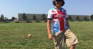 Britton British Soccer Camp Ball