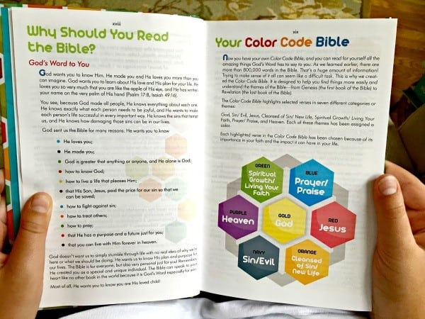 your-Color-code-bible