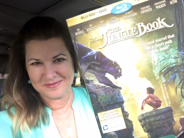 The Daily Dash: August 23, 2016 {Sick Day & #JungleBook}