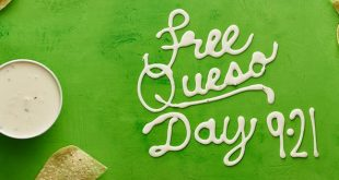 Moe's Fee Queso Day
