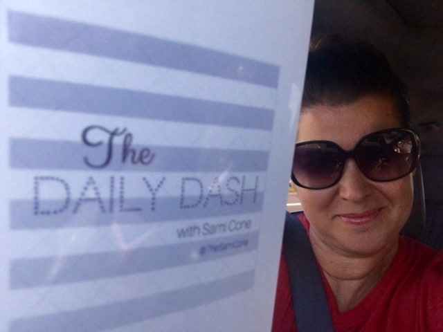 The Daily Dash: September 19, 2016 {Unconventional #Health}