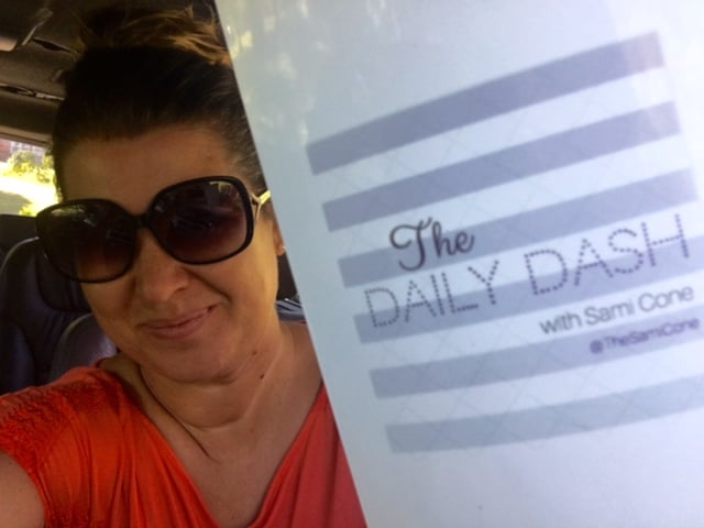 The Daily Dash: September 21, 2016