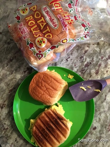 Martins-Potato-Rolls-breakfast-sandwich-grilled