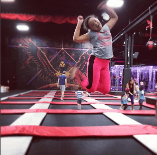 kariss trampoline