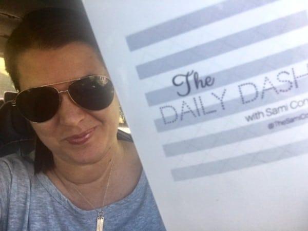 The Daily Dash: October 10, 2016 {#Debates2016 #Respect}