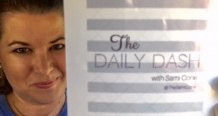 The Daily Dash: October 19, 2016 {#PartyOnMom}