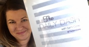 The Daily Dash: October 26, 2016 {Live! Cruise winner announced}