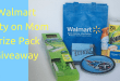 Walmart Party on Mom Prize Pack Giveaway