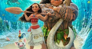 Disney's Moana Free Coloring Sheets