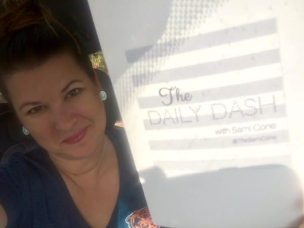 The Daily Dash: November 2, 2016 {Crazy Day}