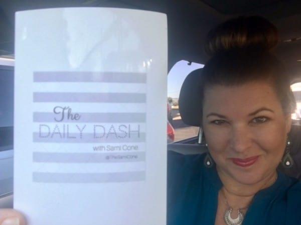 The Daily Dash: November 4, 2016 {LIVE on TV with @ALDIusa}