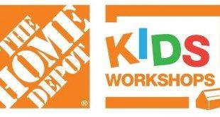Home Depot Free Kids Workshop