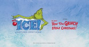 ice at gaylord opryland 2018 grinch stole christmas