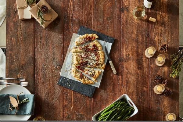 onion-tart-table-ALDI-recipe