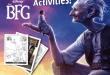 Disney's The BFG Free Activity Sheets and Quiz