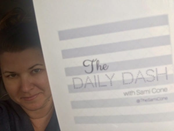 The Daily Dash: December 5, 2016 {#SmokyMtnStrong #Dollywood}
