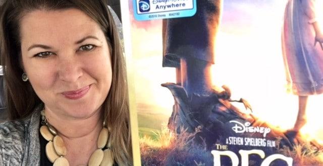 The Daily Dash: December 7, 2016 {Disney's The BFG on DVD}