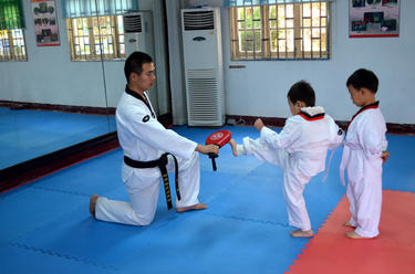 Martial Arts: A Perfect Family Time Activity