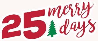 Kroger's 25 Merry Days of Deals