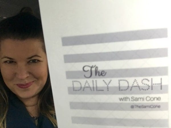 The Daily Dash: January 5, 2017 {Back in School}