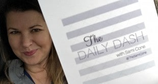 The Daily Dash: January 19, 2017 {14 Hours Online}