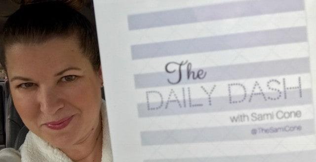 The Daily Dash: January 20, 2017 {#Inauguration}