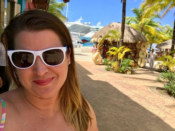 The Daily Dash- February 15, 2017 {#LLYMICruise Day 3 #Cozumel}