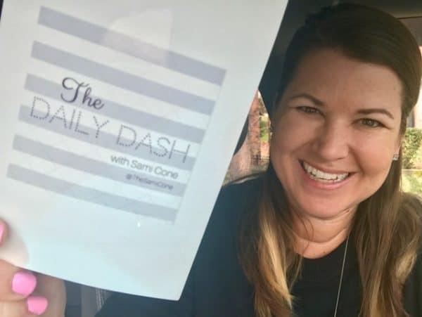 The Daily Dash: March 10, 2017 {Annual Manmogram}