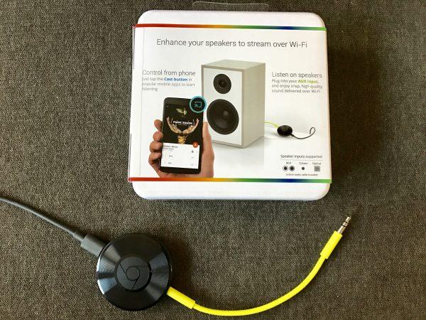 Google Chromecast Audio Review | Sami Cone | Nashville