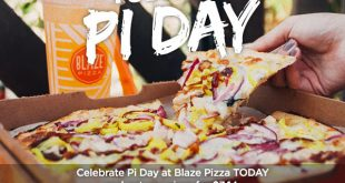 Pi Day Deal- Blaze Pizza