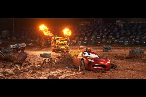 Cars 3 New Trailer