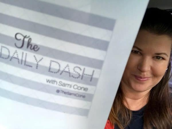 The Daily Dash: April 17, 2017 {Easter Tacos}
