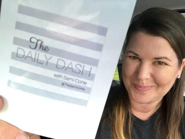 The Daily Dash: April 25, 2017 {Show Appreciation}