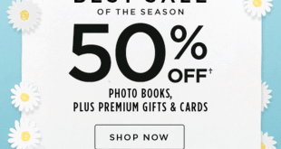 The Latest Shutterfly Photo Deals