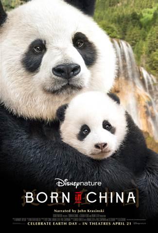 Disney's Born in China Free Activity Packet