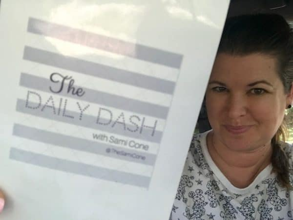 The Daily Dash: May 31, 2017 {My Kids' Mentors}