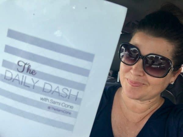 The Daily Dash: May 19, 2017 {Rough Week}