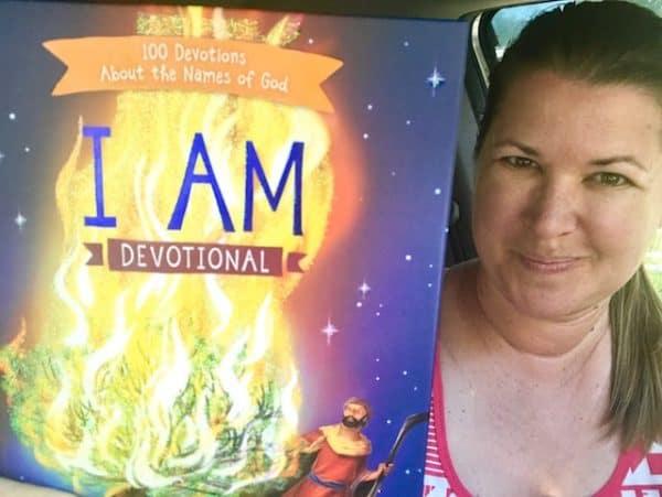 The Daily Dash: June 9, 2017 {#IAm Devotional #NamesOfGod @FaithGateway @TommyNelson}