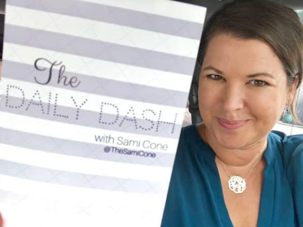 The Daily Dash: June 30, 2017 {#DairyFree Summer Dessert recipes on @nc5_talktown @aldiusa}