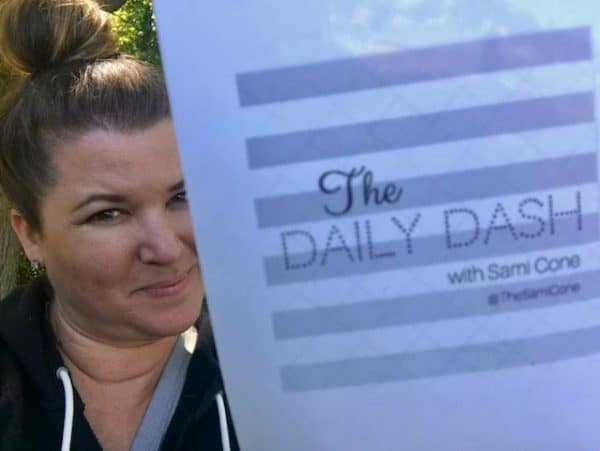 The Daily Dash- June 1, 2017 {Bus Trip to Chicago}
