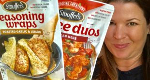 The Daily Dash: July 19, 2017 {Trying @Stouffers Seasoning Wraps} #NowWereCooking