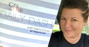 The Daily Dash: July 21, 2017 {A Homecoming for @CarlaHall AND My #BFF}