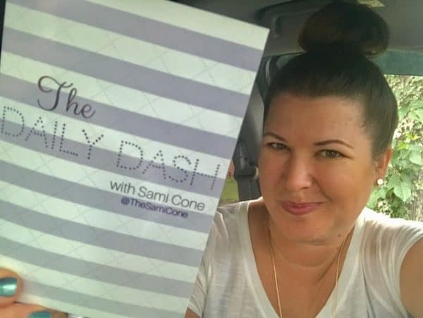 The Daily Dash: July 25, 2017 {Missing a Piece of the Puzzle}
