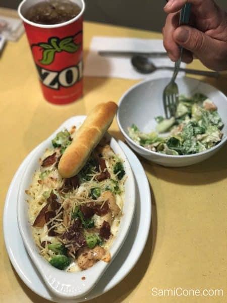 fazolis-carbonara-salad